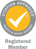 Citation Approved Registered Member