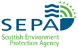 Scottish Environmental Protection Agency logo